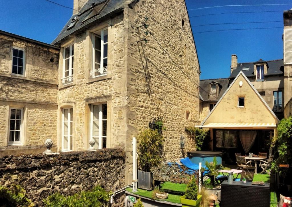 Hotel Le Clos De La Chapelle Spa Bayeux Tarifs 2019