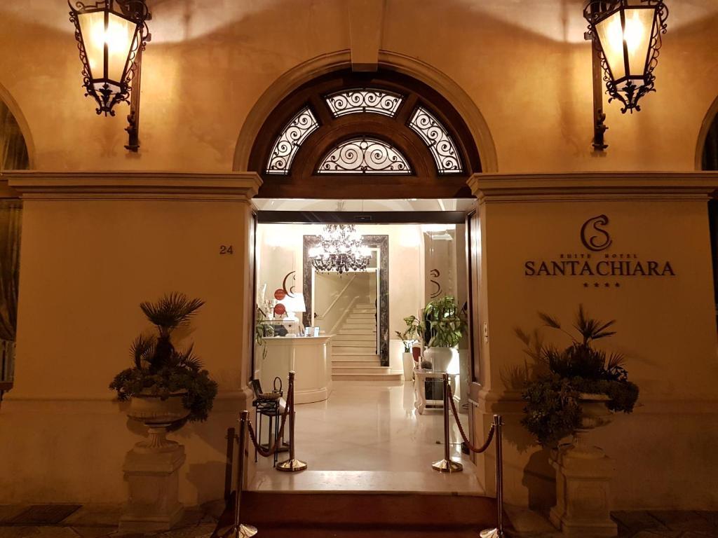 スイート ホテル サンタ キアーラ(Suite Hotel Santa Chiara)