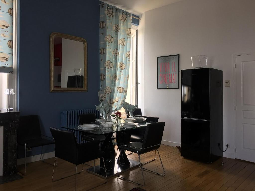Apartment Chez Josephine, Saumur, France - Booking.com