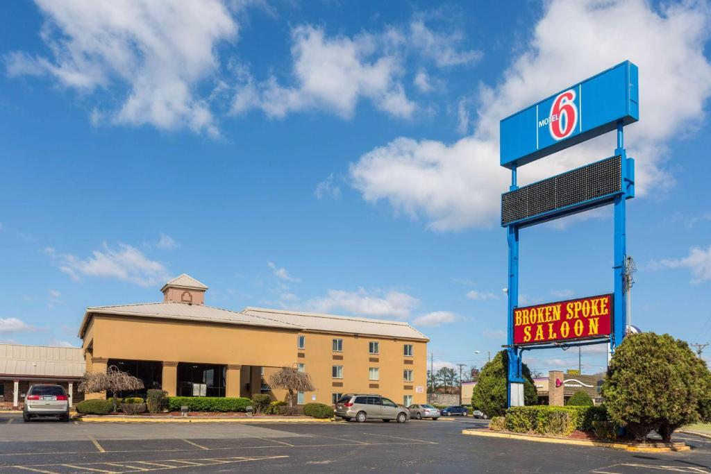 Motel 6 Nashville