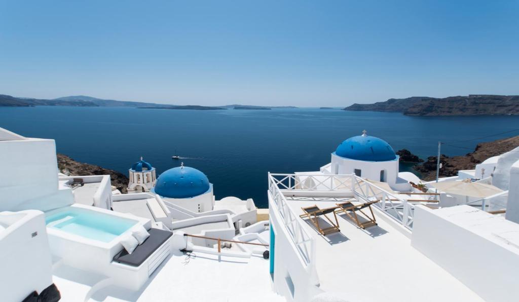 Sophia Suites Santorini : Sophia oia villa griechenland ia booking