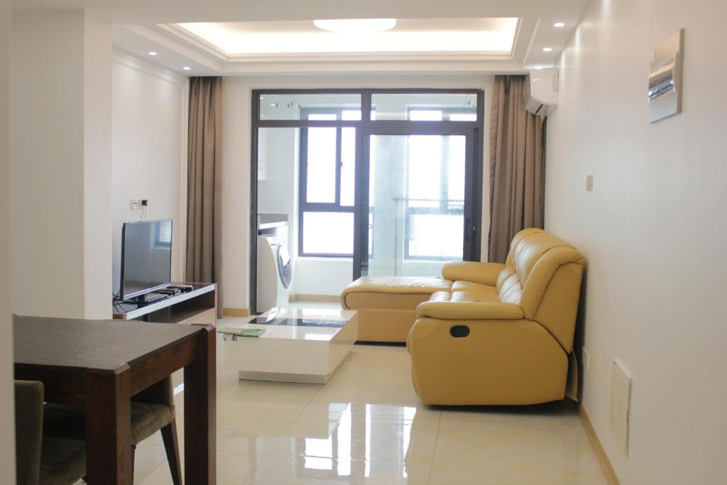 Apartment Deluxe Decoration Two Bedroom Zhoushan China Booking Cool Decorating Apartments Property