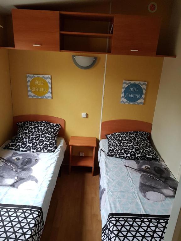 Mobilhome 106 En Petite Camargue Lunel Tarifs 2019