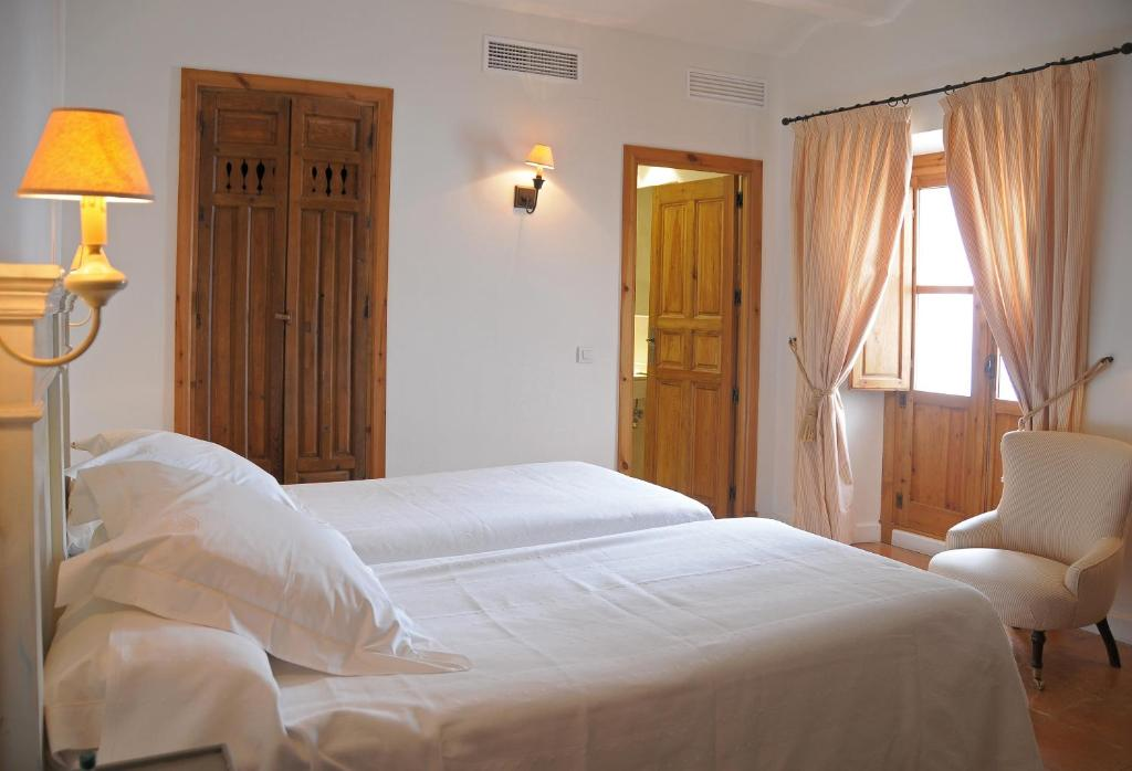 boutique hotels baeza  11