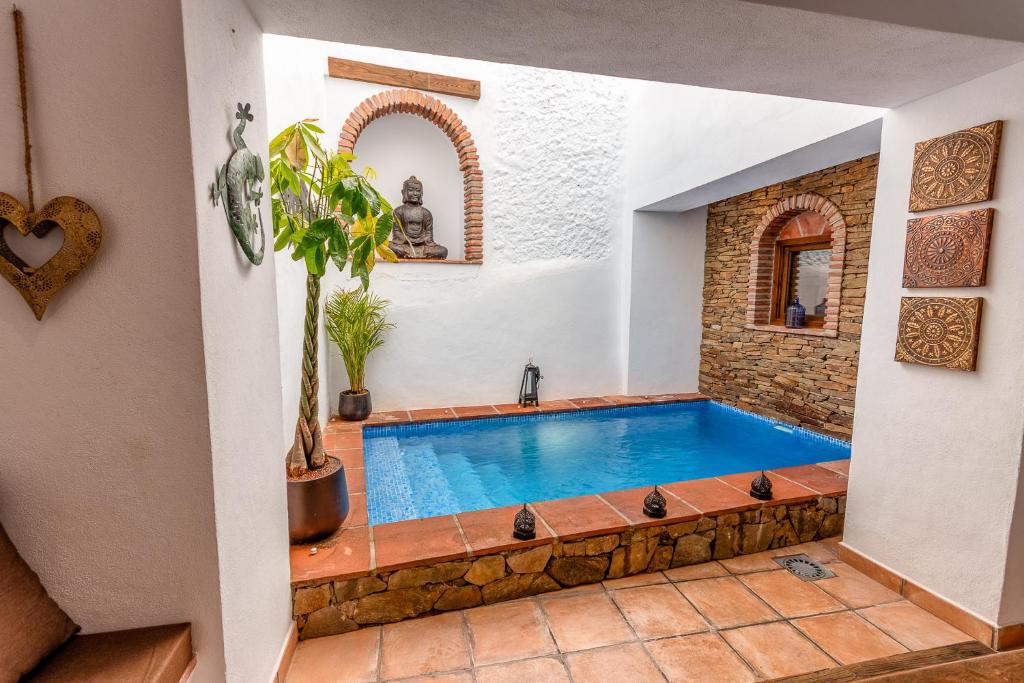 Casa de Férias No 9 Competa (Espanha Cómpeta) - Booking.com