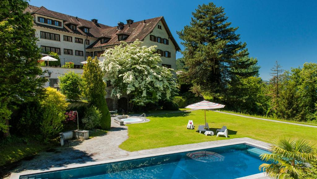 Villa Margaritha Vitznau Switzerland Bookingcom