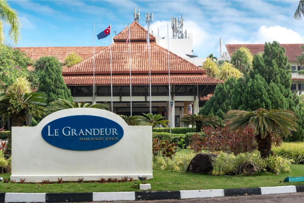 Image result for le grandeur hotel senai
