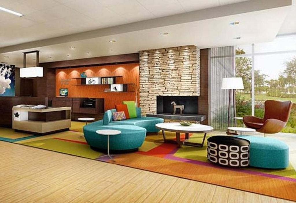 Fairfield Inn Suites By Marriott Hershey Chocolate Avenue