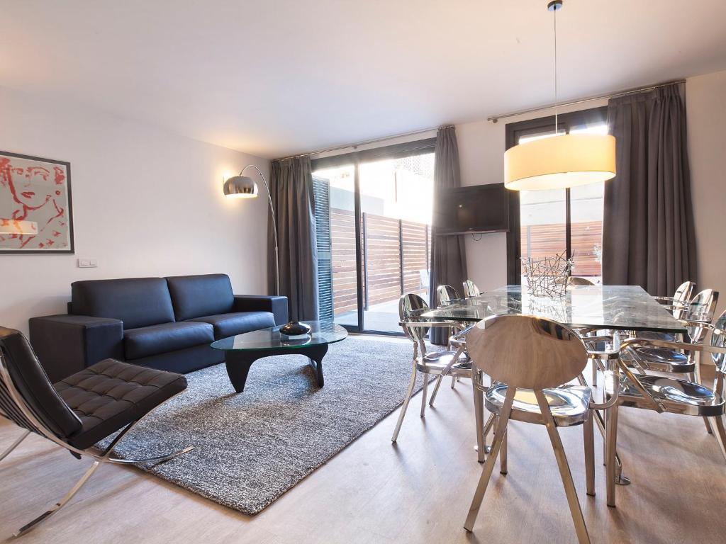 Gir80 apartments barcelona spain - Comedor estilo vintage ...