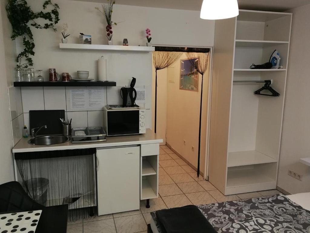 1 Zimmer Apartment Klein Aber Fein Deutschland Fürth Bookingcom