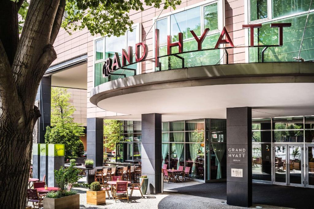 グランド ハイアット ベルリン(Grand Hyatt Berlin)