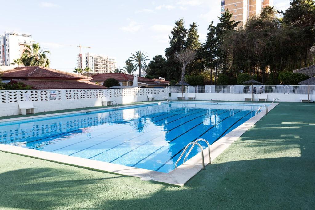 Regina Maris apartment with swimming pool, Alicante ...
