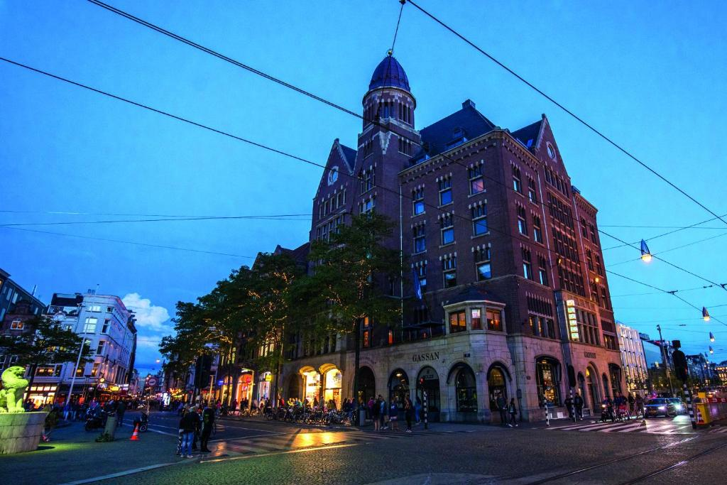 Hotel Twentyseven Small Luxury Hotels Of The World Amsterdam