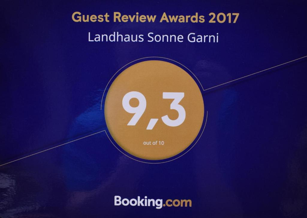 Guesthouse Landhaus Sonne, Lieg, Germany - Booking.com