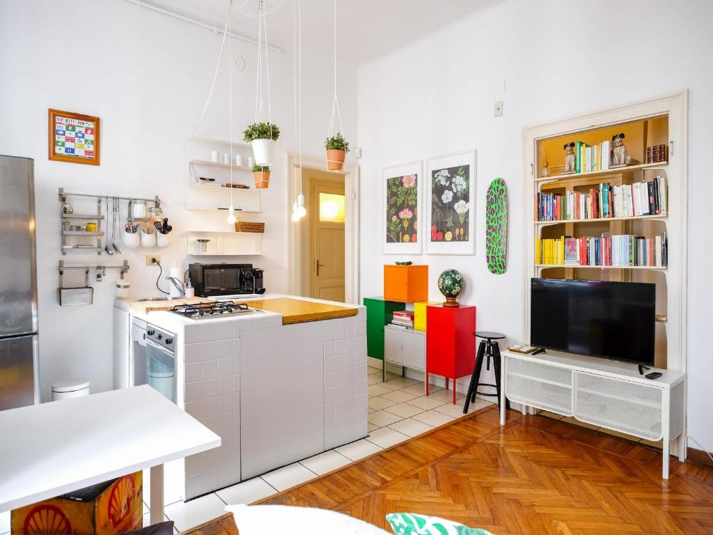 colorful apartment milan city center italy booking com
