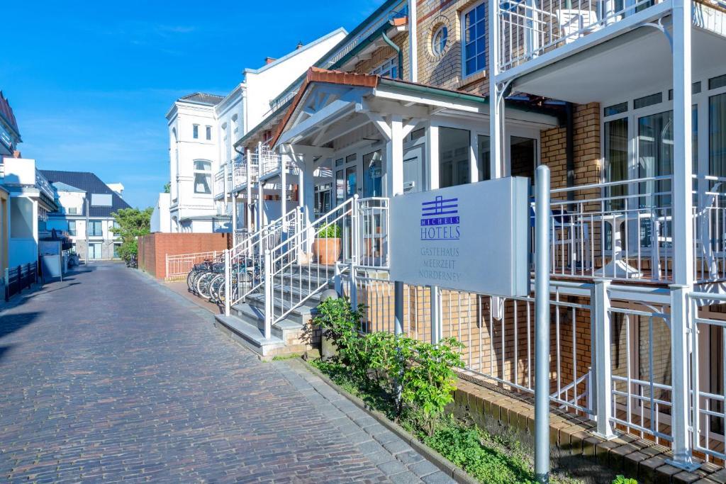 Hotel Michels Gastehaus Meerzeit Norderney Germany Booking Com