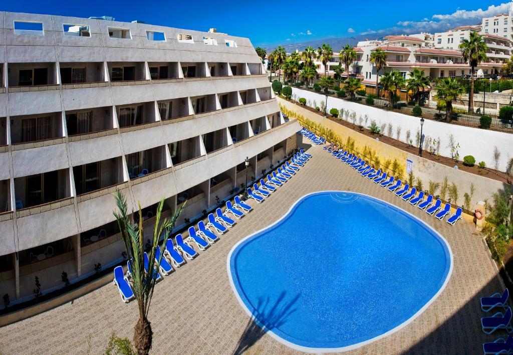 Apartamentos pir mides espanha playa de las americas - Apartamentos baratos en tenerife norte ...