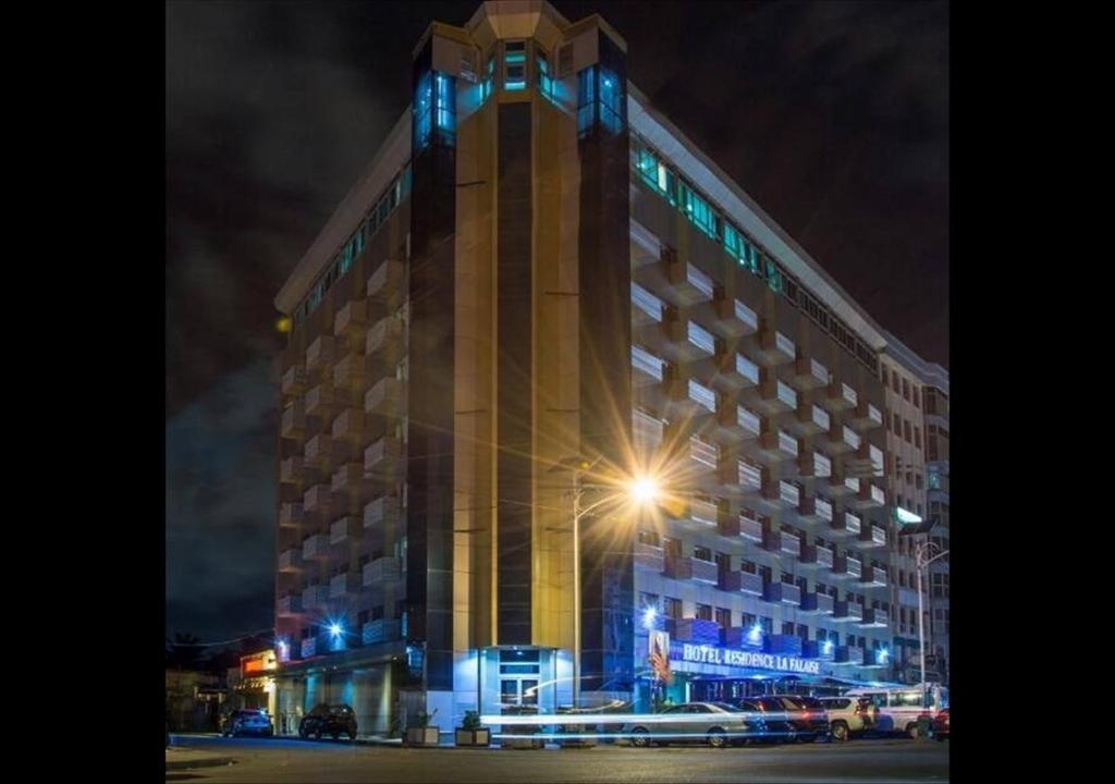 ホテル レジデンス ラ ファレーズ(Hotel Résidence La Falaise)