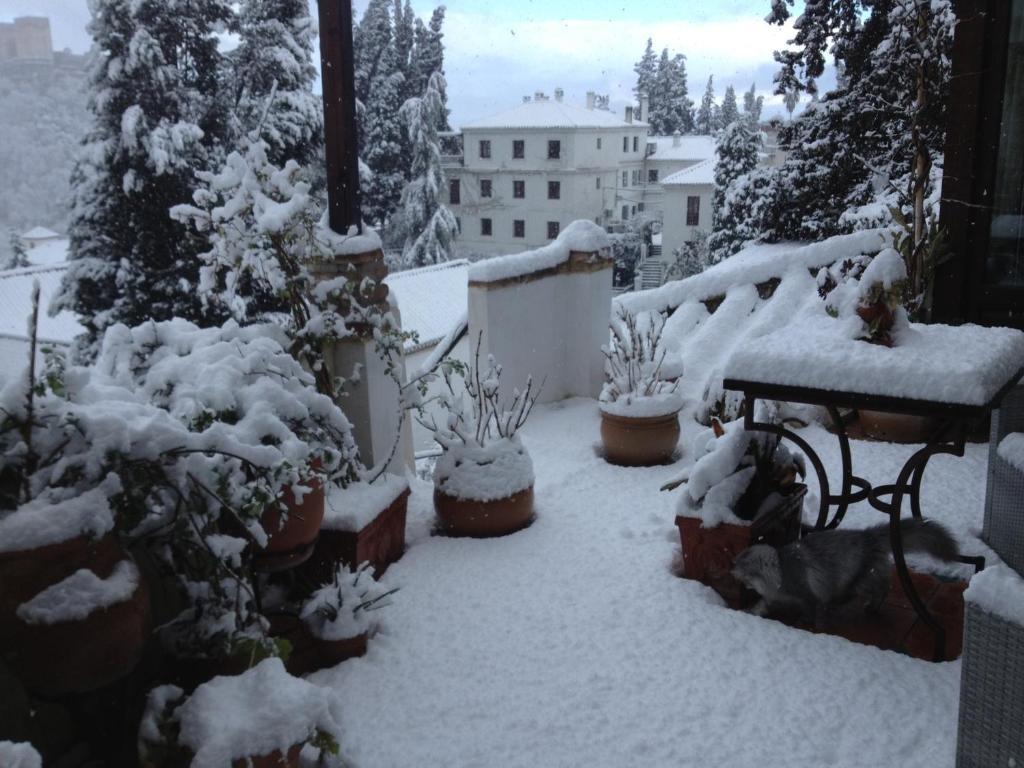Bonita foto de Alojamientos Alhambra