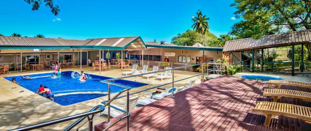 タノア スカイロッジ ホテル(Tanoa Skylodge Hotel)