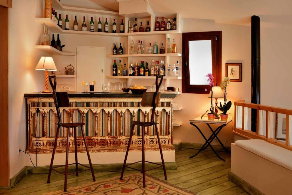 boutique hotels candeleda  23