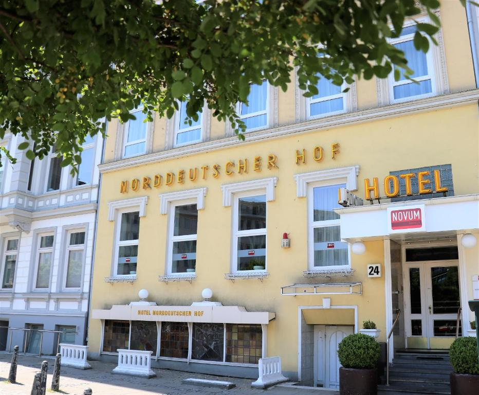 Novum hotel hamburg duitsland hamburg for Nl hotel hamburg