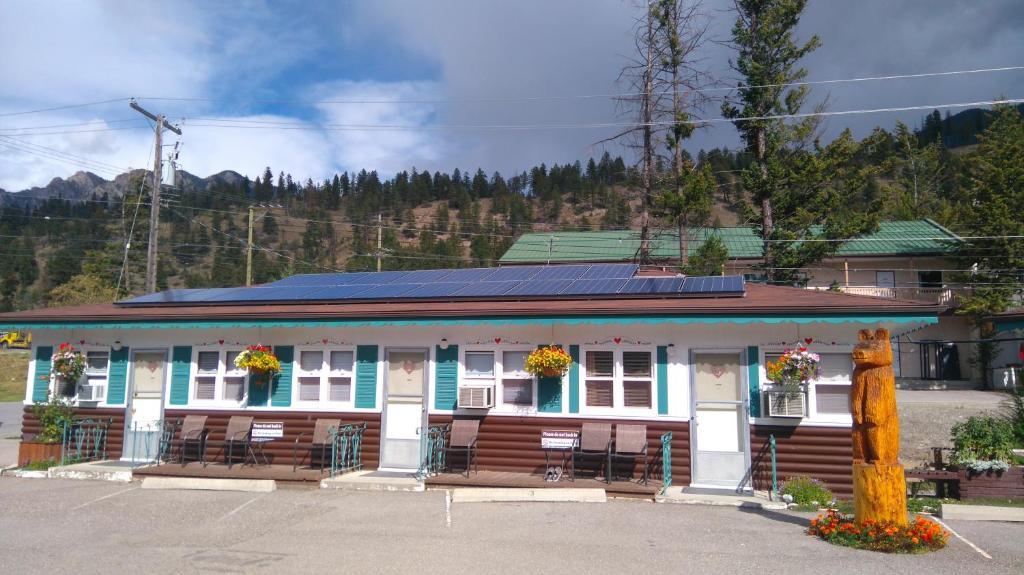 Lido Motel Kanada Radium Hot Springs Booking