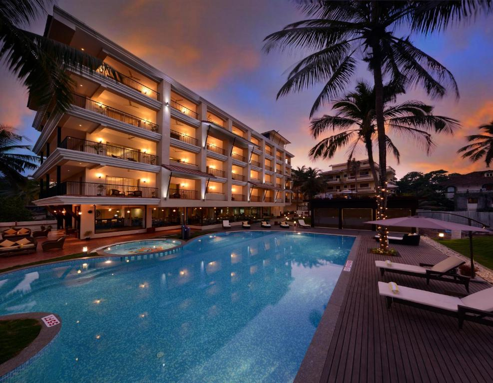 Hotel Golden Tulip Goa Candolim India Booking Com