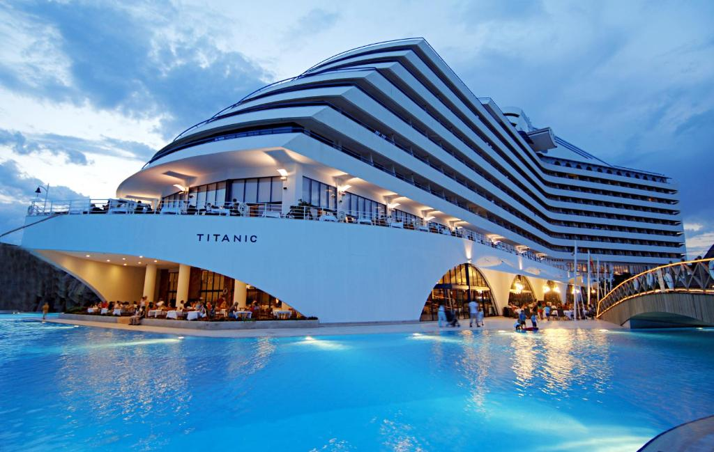 Resort Titanic Lara All Inclusive Turkey Booking Com