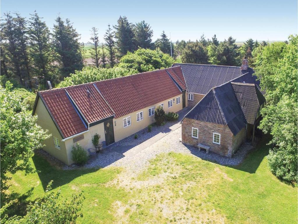 A bird's-eye view of Holiday home Tyttebærvej Ulfborg XII