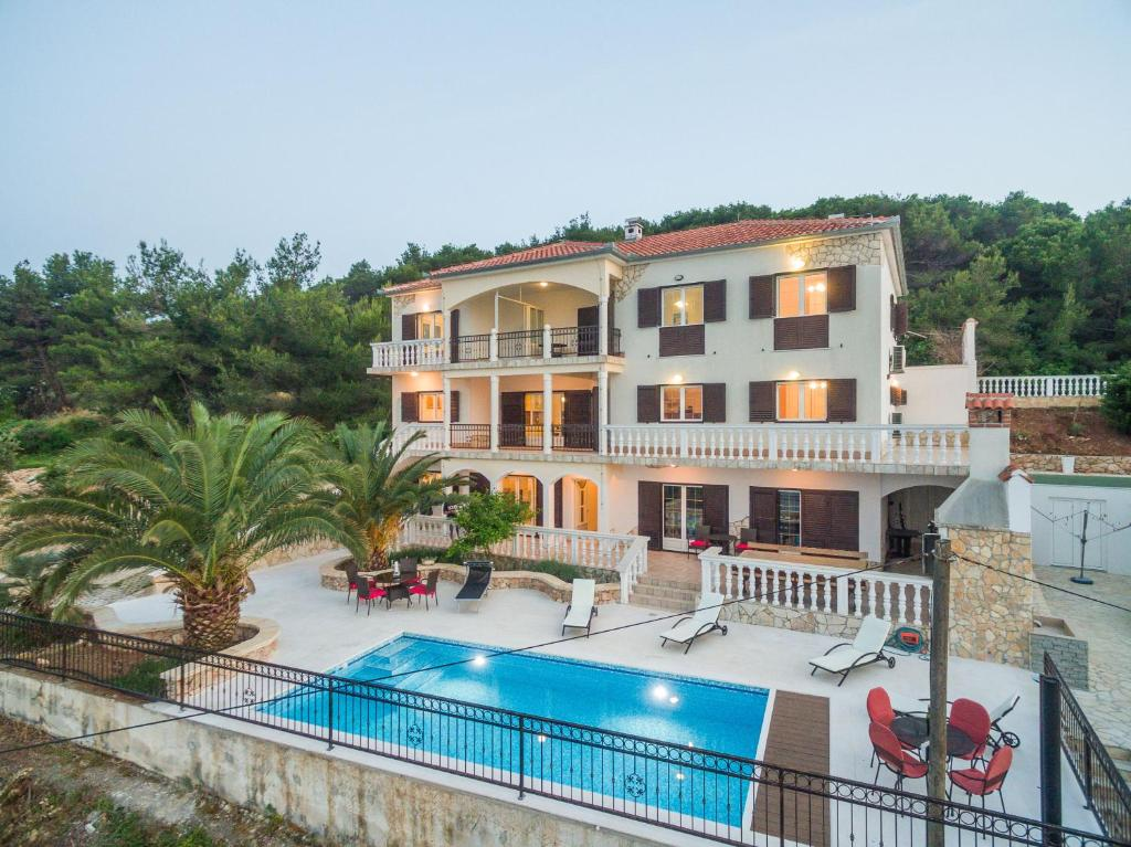 Villa Iž (Kroatien Veli Iž) - Booking.com