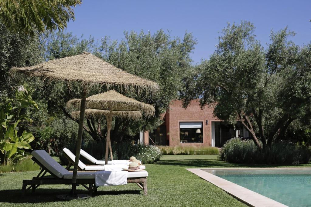 Villa Jardin Bleu By Sejour Maroc Oulad Moumene Morocco Booking Com
