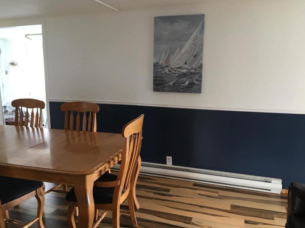 Vacation Home Maison à louer en Gaspésie avec magnifique vue sur la ...
