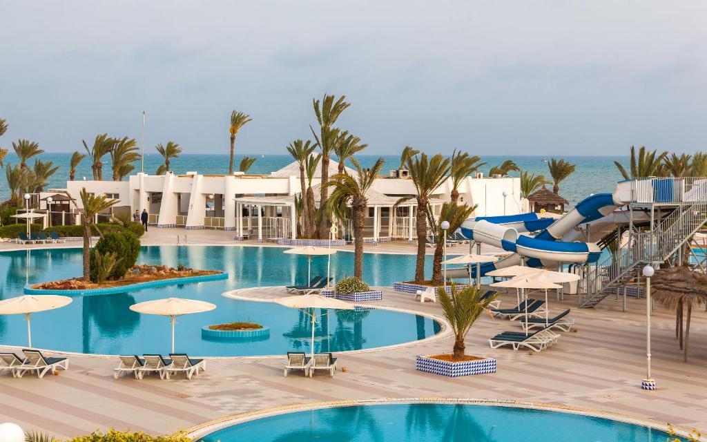 Отличный отель 4* на Джербе! Тунис!