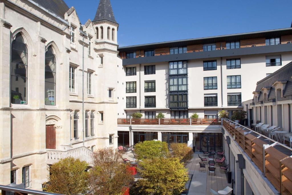 Best Western Premier Hotel De La Pa Reims France Booking Com