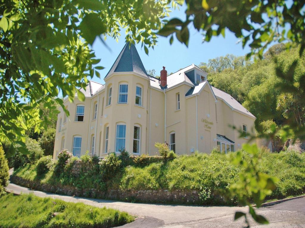 Wildercombe House Ilfracombe UK Rooms