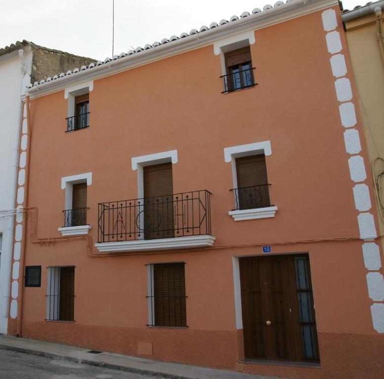 Landhuis Casa rústica El Majuelo (Spanje La Portera ...