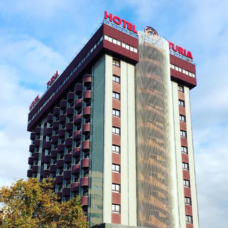 ホテル トゥリア(Hotel Turia)