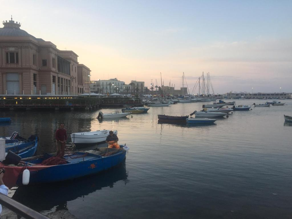 Guesthouse City Center Italien Bari Bookingcom