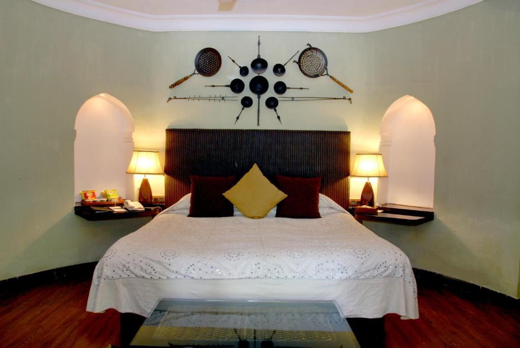 Hotel Ajit Bhawan A Heritage Resort