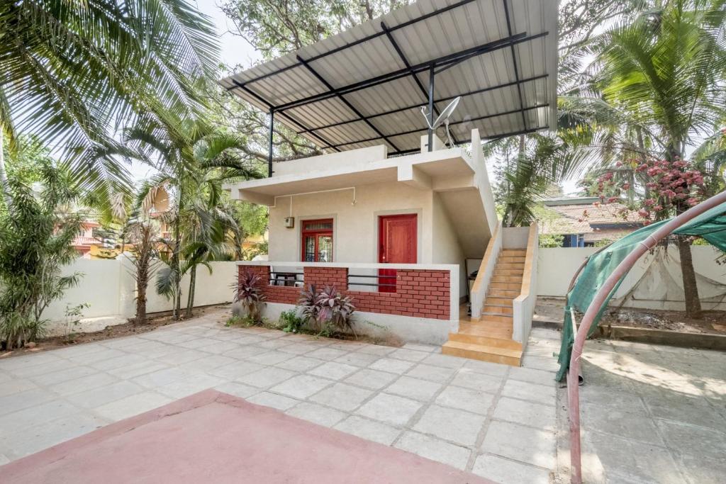 Villa Near Calangute Beach Goa By Guesthouser 61456 India