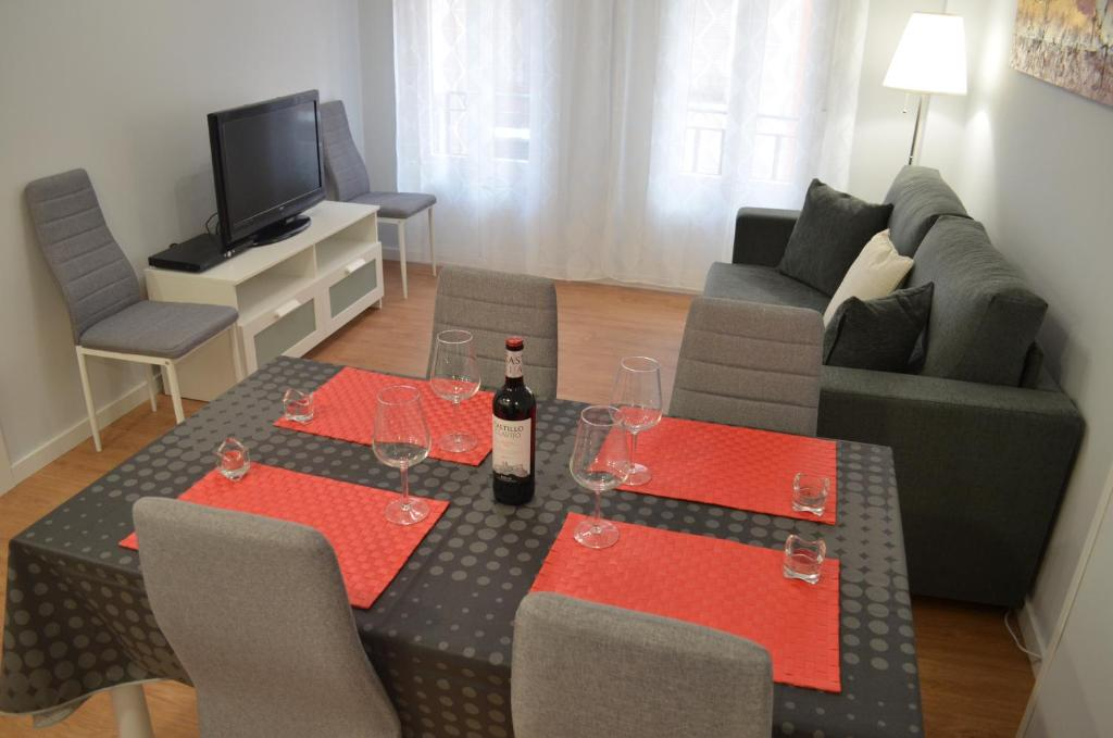 Apartments In Logroño La Rioja