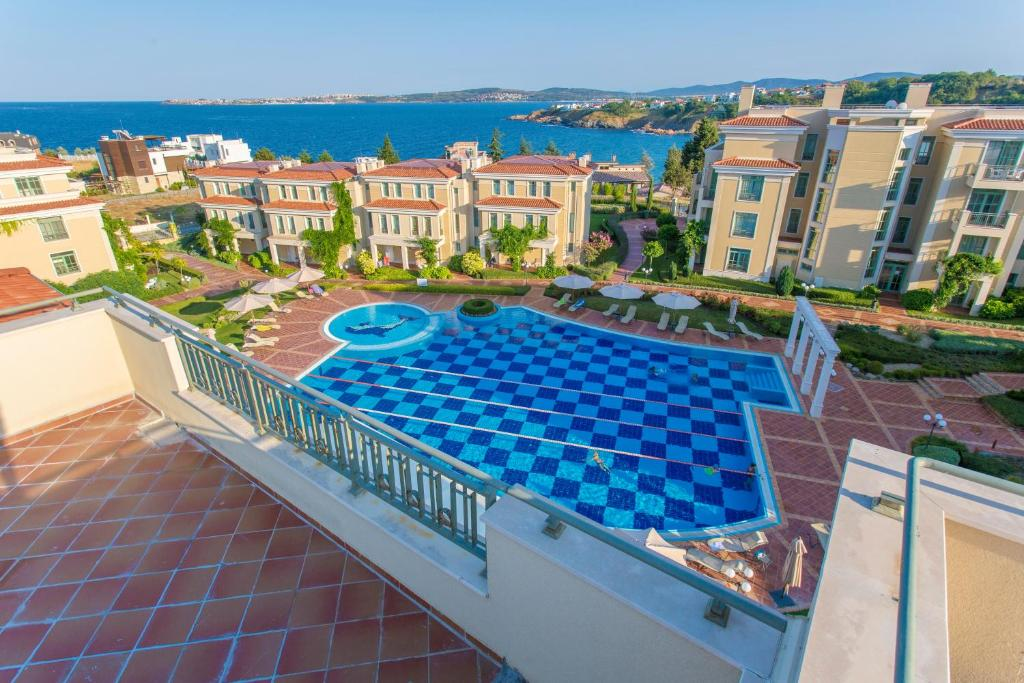 Апартамент Flores Garden Beach Residence - Черноморец