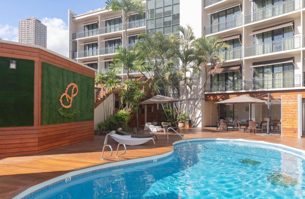 ポリネシアン レジデンス ワイキキビーチ(Polynesian Residences Waikiki Beach)