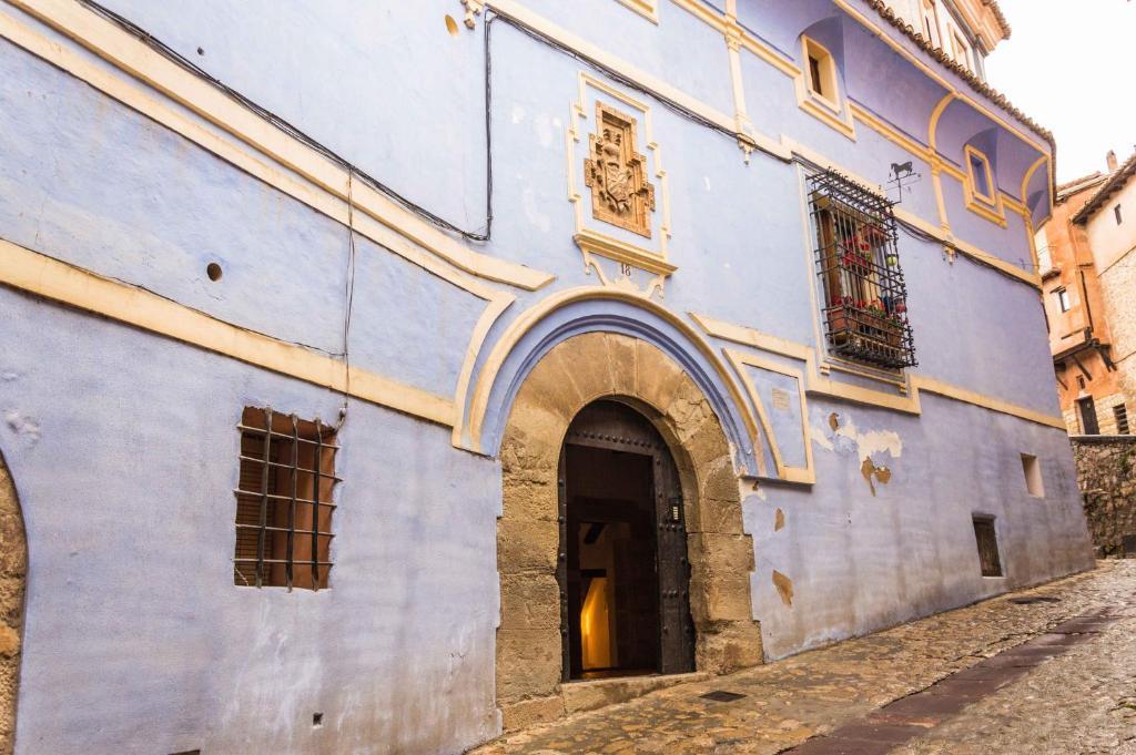 Casa Jarreta Azagra Albarracin, Albarracín – posodobljene ...