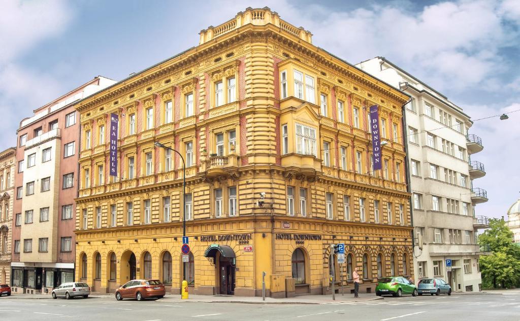 Ea Hotel Downtown Tschechien Prag Booking Com