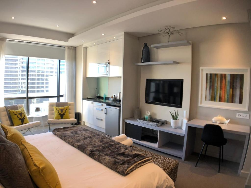 Apartamento Sandton Skye Suites (África do Sul Joanesburgo ...