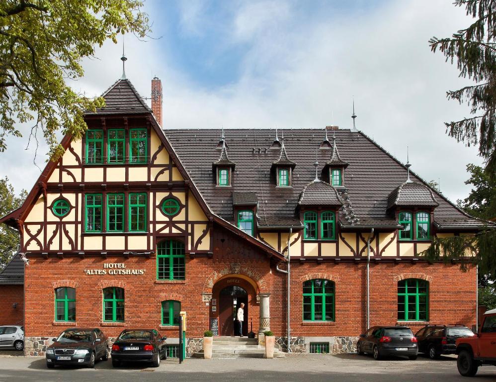 Hotel Gutshaus Am Schloss Klink (Deutschland Klink) - Booking.com