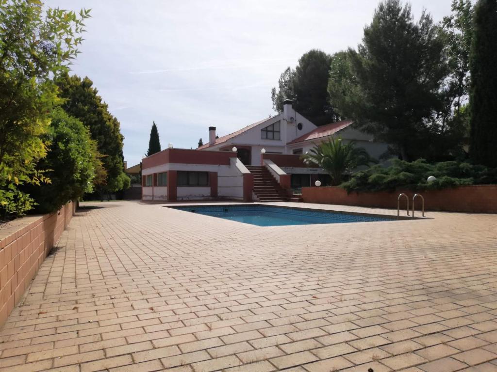 Vakantiehuis Casa Toledo Las Nieves (Spanje Toledo ...