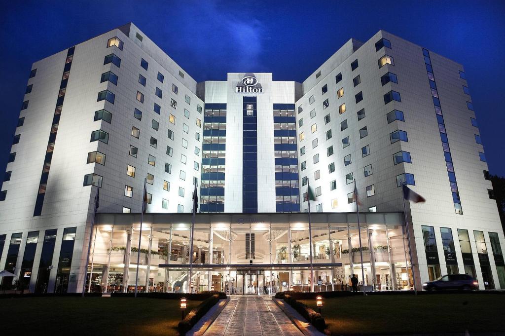 ヒルトン ソフィア(Hilton Sofia)